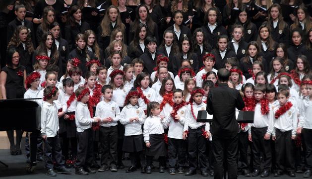 El Coro Infantil y la Escolanía