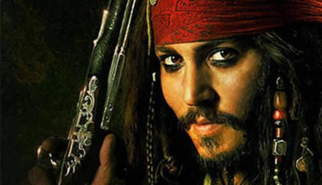 Imagen promocional de 'Piratas del Caribe'.