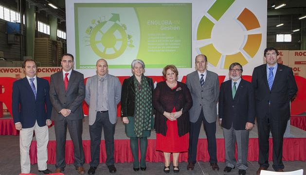 Luis Fernández Cano, Iñaki Morcillo, Santiago Osés, Lourdes Goicoechea, María José Lasterra , Javier Vera Janín, Jordi Bolea y José Manuel Carpintero.