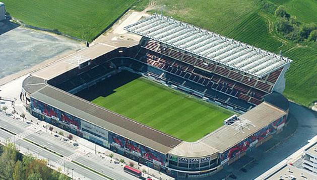 El estadio de Osasuna volverá a llamarse El Sadar