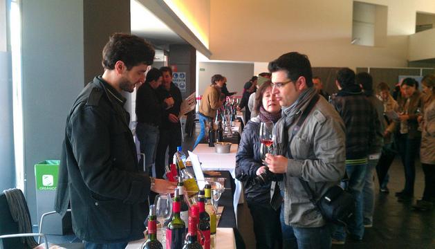 Degustación en Baluarte enmarcada en el Vinofest.