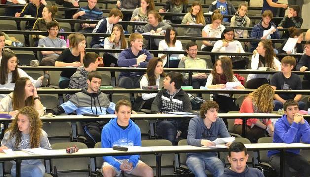2.718 alumnos se enfrentan desde este miércoles a las Pruebas de Acceso a la Universidad.
