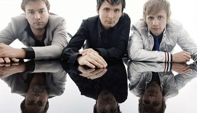 El grupo Muse.