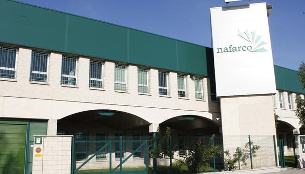 Instalaciones de Nafarco.