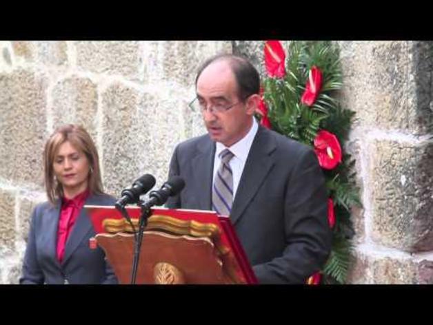 Entrega del Premio Príncipe de Viana de la Cultura