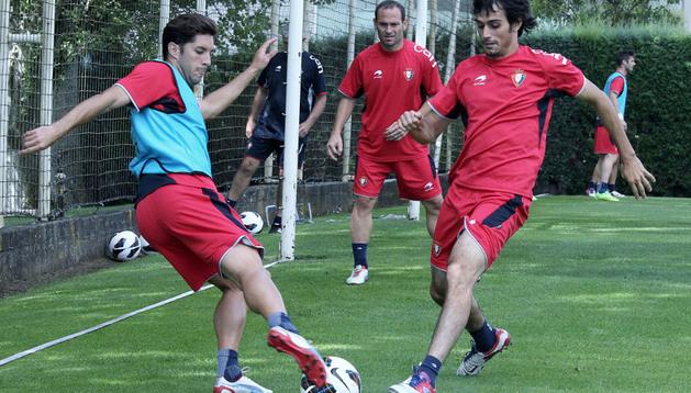 El andaluz Cejudo y el madrileño Arribas juegan este viernes un partido amistoso