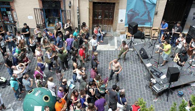 El Barrio de los Artistas en su cuarta edición.