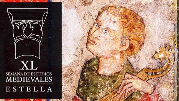 Cartel de la Semana de Estudios Medievales