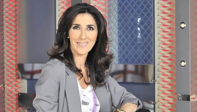 La presentadora y humorista Paz Padilla.