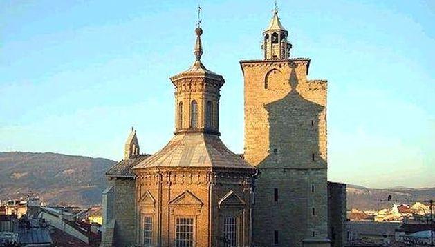 Parroquia de San Saturnino de Pamplona.