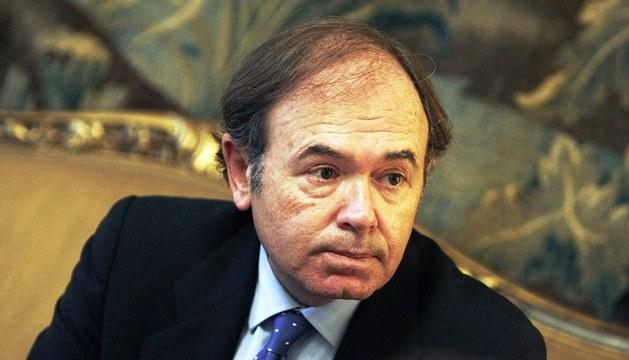 El presidente del Senado de España, Pío García Escudero, en una imagen del pasado mes de enero.