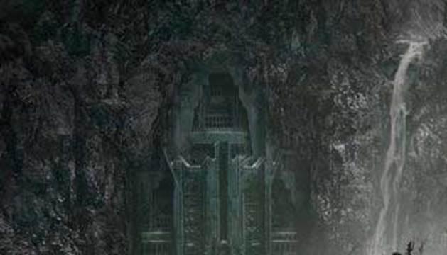Cartel de 'El Hobbit: La desolación de Smaug'.