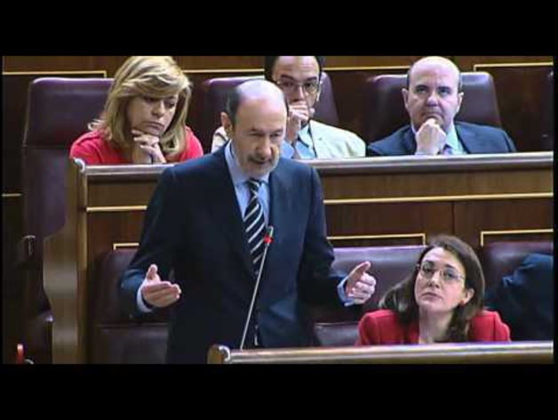 Rajoy y Rubalcaba acercan posturas de cara al Consejo Europeo