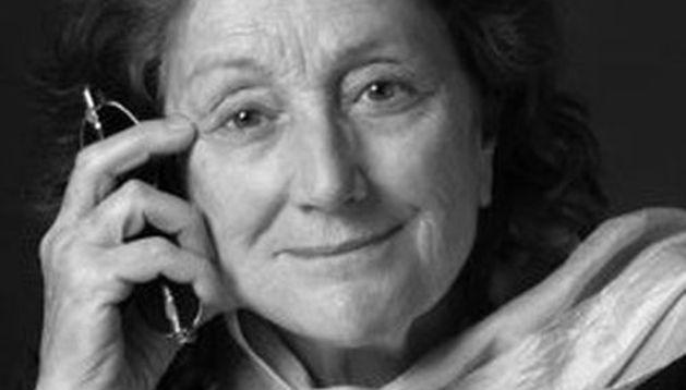 La escritora catalana Rosa Regás.