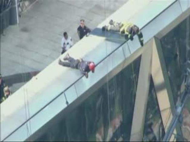 Rescate en la Torre Hearst