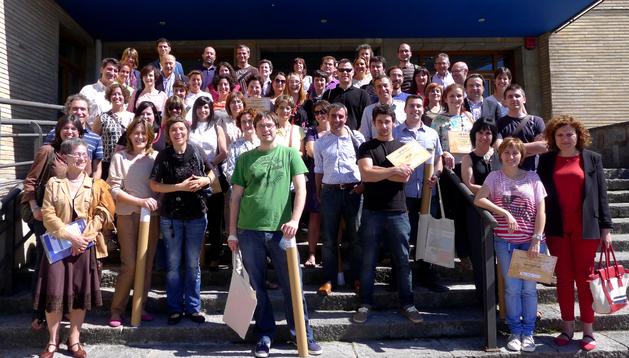 Los miembros de las Escuelas Solidarias