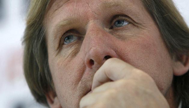 Schuster, nuevo entrenador del Málaga.
