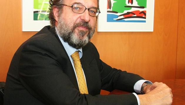Alejandro Izúzquiza, director de Operaciones del Consorcio de Compensación de Seguros.