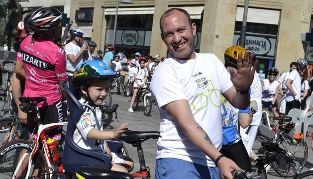 Día de la Bicicleta en Pamplona