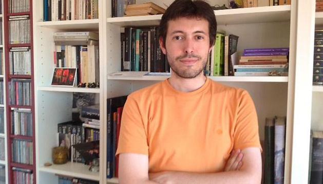 El periodista Alberto de Frutos Dávalos.