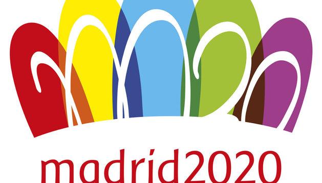 Logo de la candidatura de Madrid 2020.
