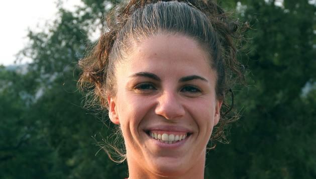 Sara Iturriaga jugará la temporada que viene en Italia