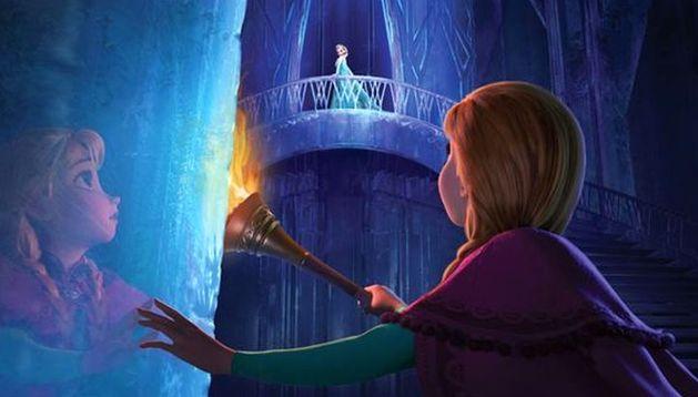 Fotograma de 'Frozen, El Reino del Hielo'.