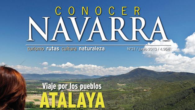Portada del Conocer Navarra número 31