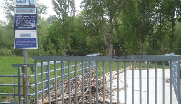 Tramo 3: Burlada-Puente de la Magdalena