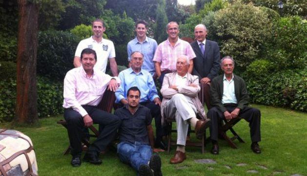 Imagen del encuentro del año pasado