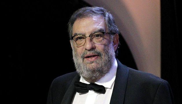 El director de la Academia de Cine, Enrique González Macho.