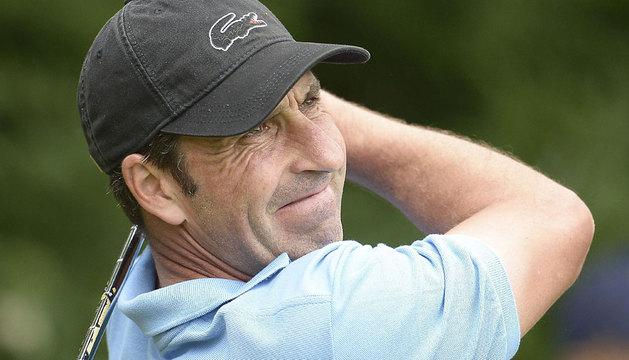 El golfista José María Olazábal.