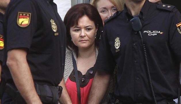 Ruth Ortiz, madre de los dos menores desaparecidos en octubre de 2011 en Córdoba
