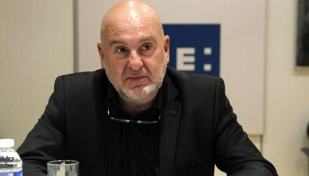 l presidente de la Sociedad General de Autores y Editores (SGAE) Antón Reixa.