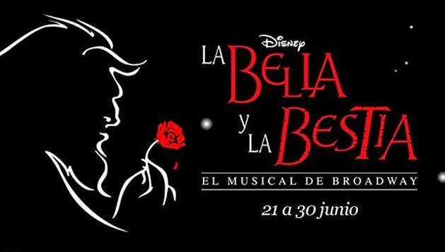'La Bella y la Bestia' en Baluarte.