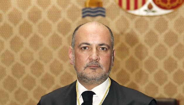 Fotografía de archivo del magistrado Francisco Pérez de los Cobos, catedrático de Derecho del Trabajo y de la Seguridad Social, que ha sido elegido nuevo presidente del Tribunal Constitucional.