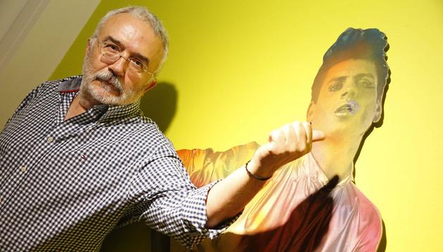 Pablo Sycet, comisario de la exposición