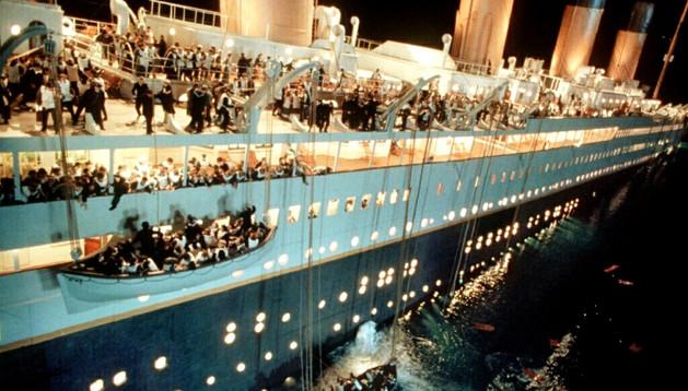 Una imagen de la película de James Cameron