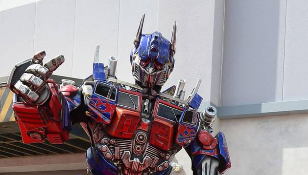Parte de la nueva película 'Transformers' se rodará en Pekín