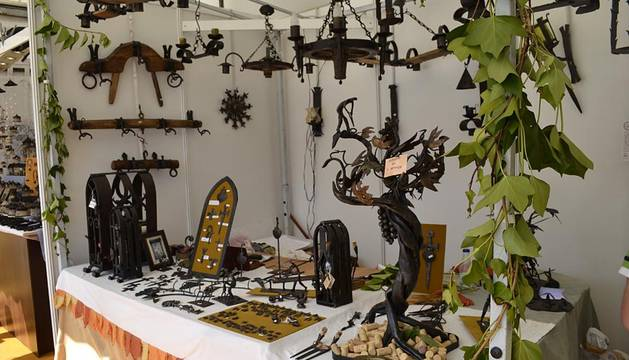 VII Feria de Artesanía de Pamplona