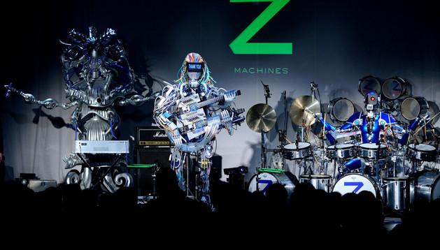 La banda de robots