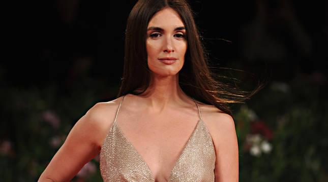 La actriz española, Paz Vega