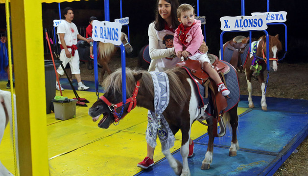 La Runa volverá a tener ponis en San Fermín