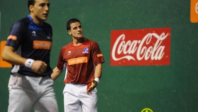 Martínez de Irujo y Barriola se miden este domingo en el Cuatro y Medio navarro