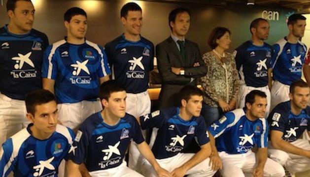 El torneo se presentó este miércoles en Pamplona