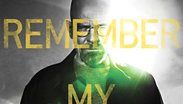 Nuevo cartel del final de la serie