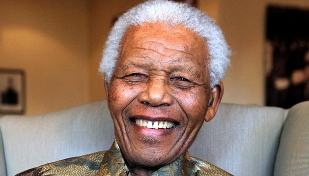 La vida de Nelson Mandela en imágenes