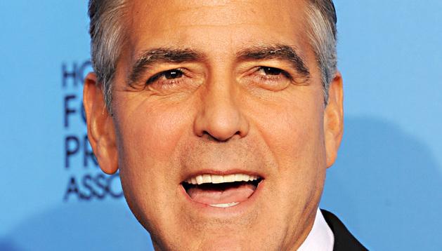 El actor estadounidense George Clooney