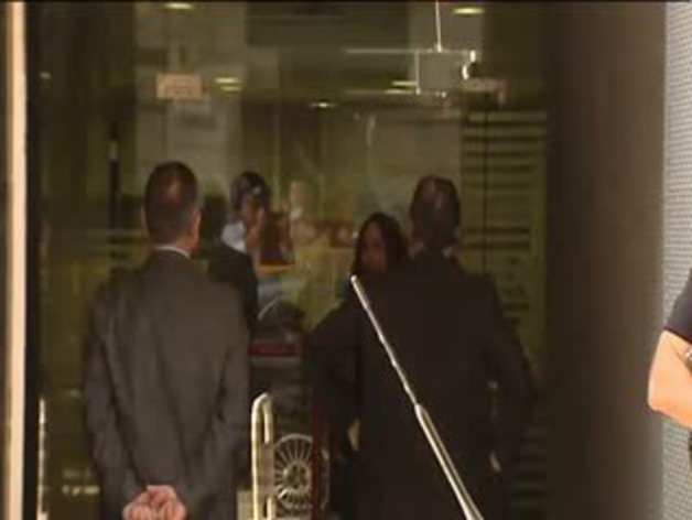 Bárcenas es recibido con insultos y abucheos en la Audiencia Nacional