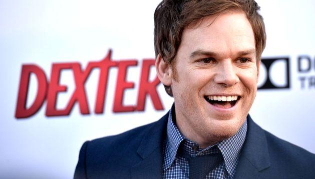 Michael C. Hall, protagonista de 'Dexter'.